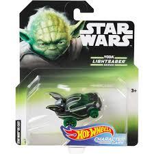 Hot Wheels Star Wars Yoda Lightsaber Ser Buy Online In Cambodia At Desertcart