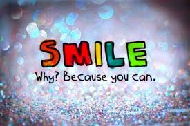 smile quotes smile why because you can