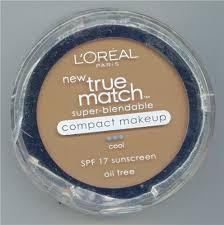 l oreal true match pact makeup soft