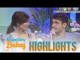 Magandang Buhay: Myrtle Sarrosa and Kit Thompson reminisce their ...