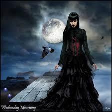 Wednesday Mourning by majano on DeviantArt