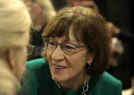 Did Sen. Collins Say This About Trump?