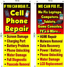 Amazon Com Pair Of 19 X 44 Vinyl Decals Window Or Wall Mural Cell Phone Laptop Game Console Repairs Home Improvement