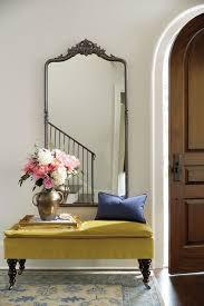 oversized entrance mirror ideas
