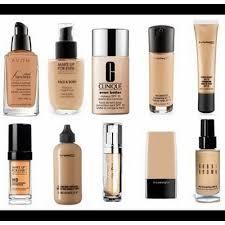 makeup foundation for acne e skin