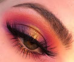 best stunning gold glitter eye shadow