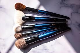 sonia g makeup brushes sky face set