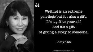Amy Tan – Mother Tongue   Genius