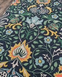 hand hooked rug neiman marcus
