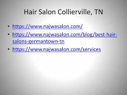 best hair salon in collierville tn