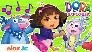 sing along songs w dora the explorer