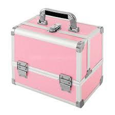 makeup storage organiser box durable pu