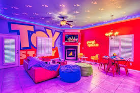 Toy Story Themed House Comes With Woody Style Room And Cool Gadgets For Kids Ampaintingcontracting