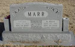 Trudy Clark Marr (1913-2007) - Find A Grave Memorial