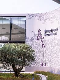 bayfront pavilion bay south garden