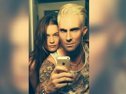 Adam Levine Dyed His Hair and Nothing Will Be the Same Again - ABC ...