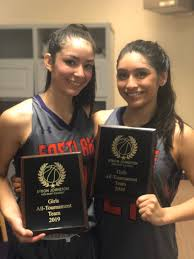"""Joi Woodard on Twitter: """"Super proud of this duo...they put the team on  their backs and dug in to pick up today's win. Byron Johnston organizers  have recognized them as ALL-Tournament players."""