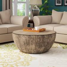 awesome round coffee table photo ideas