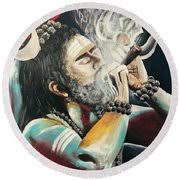 Lord Shiva Painting by Priyanka Dhurpate