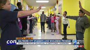 Student wholeness program: A look at Baltimore City Schools' new approach  to learning