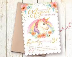 Top 20 Las Mas Lindas Invitaciones De Unicornios 2019 Invitaciones Editables Gratis