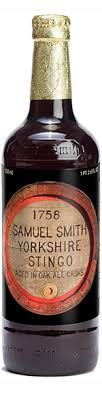 Stingo - Samuel Smith's Yorkshire Stingo - US Beer Importer Official Site
