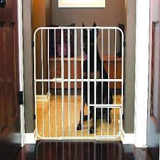 Extra Tall Dog Gate Pet Fence Baby Child Safety Wide Indoor Expandable Metal New Ebay