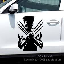 Wolf X Men Origins Wolverine Justice League Car Stickers Creative Funny Decoration Decal For Door Auto Tuning Styling Vinyls D25 Car Sticker Stickers Wolfauto Tuning Aliexpress
