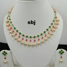 light weight necklace collection by sbj