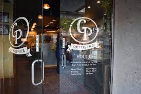 Gochees Pizza Branding Menu Hourglass Studios
