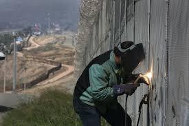 Repairing Border Wall A Daily Endeavor The San Diego Union Tribune