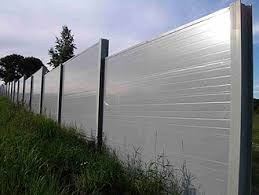 Sandwich Panel For A Sound Proof Protection A Fence And Fences Buy In Kiev
