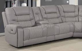 garnet power recliner sectional 609470