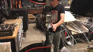 gas weld and polish aluminum chris runge
