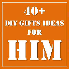 40 craft ideas for him ideal for