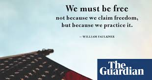 william faulkner estate sues defence contractor over use of his