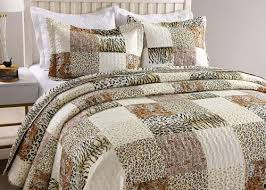 african safari print bedding lux
