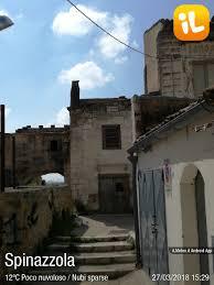 Foto meteo - Spinazzola - Spinazzola ore 15:29 » ILMETEO.it
