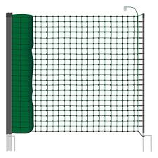 25m H 110cm Electric Fence Netting Green P 15 S 2 Rabbit Cat Dog Small Animal 4250590402821 Ebay
