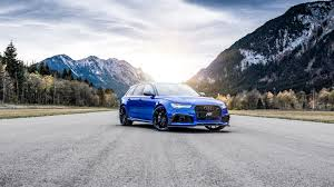 abt audi rs 6 nogaro edition 4k