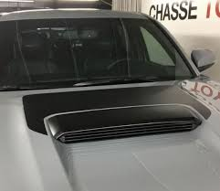 Toyota Tacoma 2016 2020 Trd Pro Hood Scoop Decal Graphics