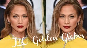 jennifer lopez inspired makeup tutorial