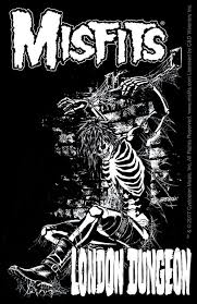 Misfits London Dungeon Skeleton Sticker Decal Rock Band Etsy In 2020 Punk Bands Posters Misfits Band Posters