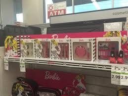 walgreens barbie makeup collection for