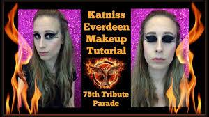 katniss everdeen makeup tutorial 75th