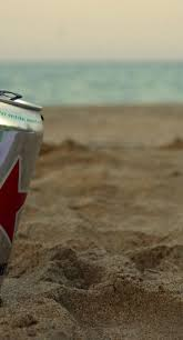 sand beach beer wallpaper sc iphone6splus