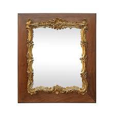 antique french mirror louis xv style