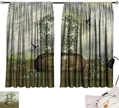 com denruny door curtain
