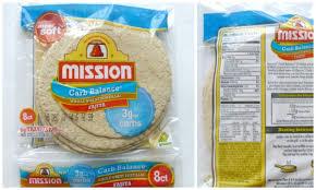 low carb tortilla parison and review