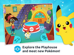 Download Pokémon Playhouse 1.0.4 APK For Android